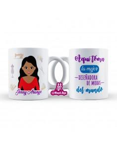 Mug para Diseñadora de...