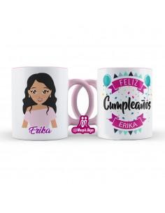 mug cumpleaños mujer...